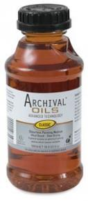 Chroma Archival Oils Odorless Classic Medium