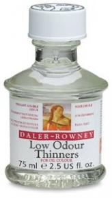 Daler-Rowney Low Odor Thinner