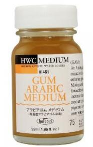 Holbein Watercolor Gum Arabic Medium